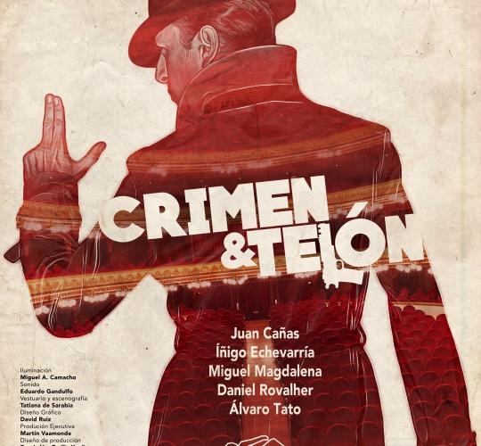 Crimen y telón – Ron Lalá