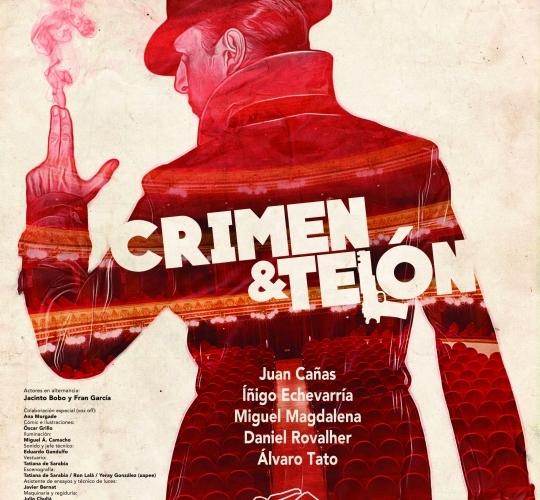 1. Crimen y telón – Ron Lalá