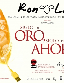 (2012) Siglo de Oro, siglo de ahora (Folía) – Ron Lalá
