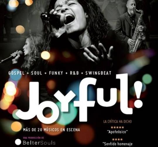 Joyful! – Belter Souls