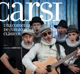 7. CARSI – NOVIEMBRE COMPAÑÍA DE TEATRO