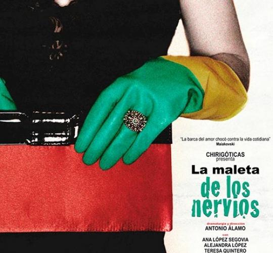 La maleta de los nervios – CHIRIGÓTICAS